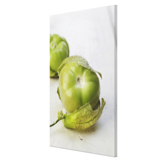 Food, Food And Drink, Tomatillo, Fruit, Mexican Gallery Wrapped Canvas