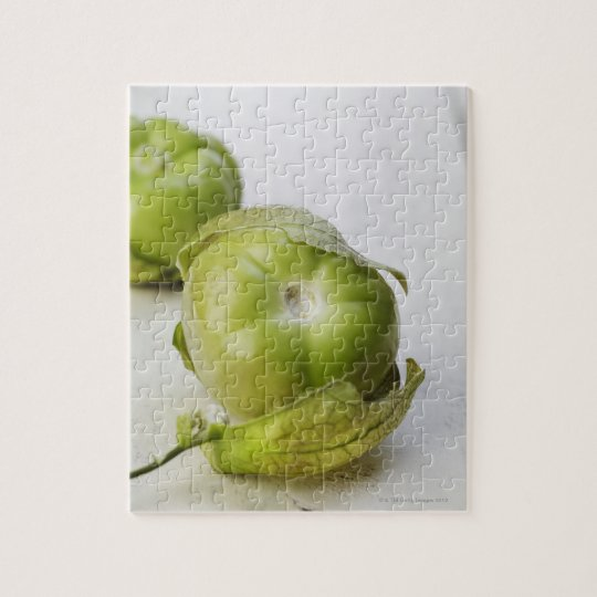 Food, Food And Drink, Tomatillo, Fruit, Mexican Jigsaw Puzzle