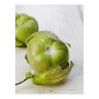 Food, Food And Drink, Tomatillo, Fruit, Mexican Postcard