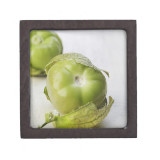 Food, Food And Drink, Tomatillo, Fruit, Mexican Premium Jewelry Box