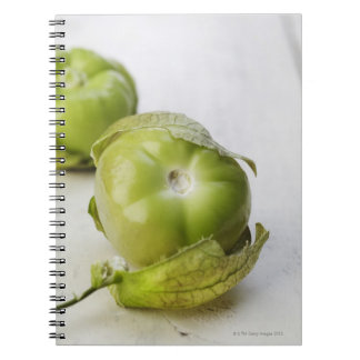 Food, Food And Drink, Tomatillo, Fruit, Mexican Spiral Notebook
