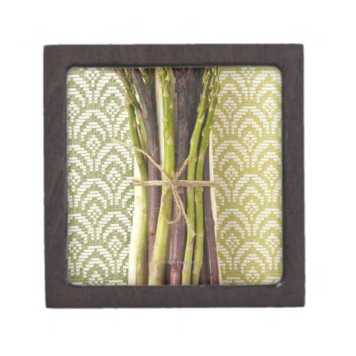Food, Food And Drink, Vegetable, Asparagus, Keepsake Box