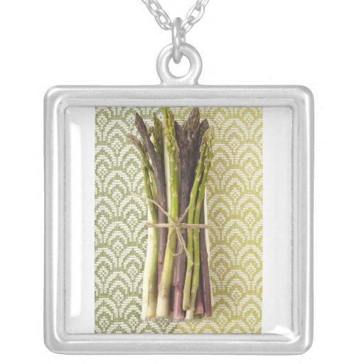 Food, Food And Drink, Vegetable, Asparagus, Pendant