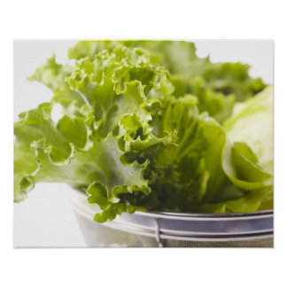 Food, Food And Drink, Vegetable, Lettuce, Poster