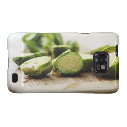 Food, Food And Drink, Vegetables, Brussel Galaxy S2 Cover