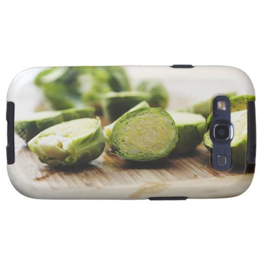 Food, Food And Drink, Vegetables, Brussel Galaxy S3 Case