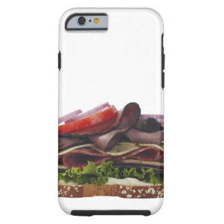 Food, Food And Drink, Wheat, Bread, Oat, Mayo, Tough iPhone 6 Case