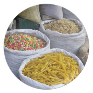 Food for Sale at Boudhanath Plate