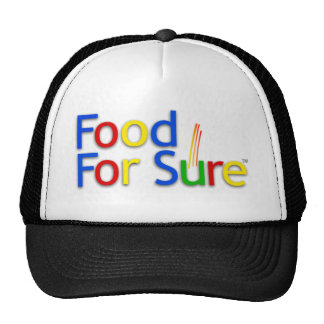 Food for Sure logo1 Trucker Hat