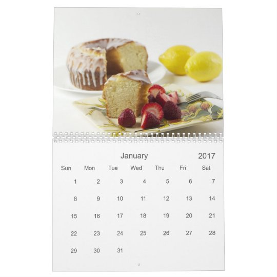 Food for Thought Calendar