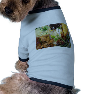 Food for Thought Dog T Shirt