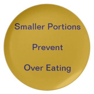 Food for thought dinner plates