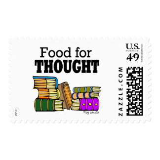 Food for Thought Postage