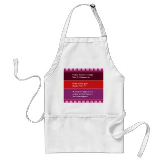 Food for thought Practical Wisdom Words Aprons