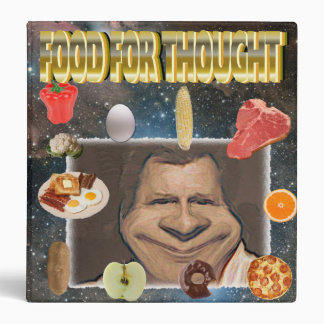 Food for thought  ring binder