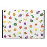 Food For Thought_Totally Fruity_Pattern iPad Case