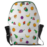 Food For Thought_Totally Fruity_Pattern Courier Bags