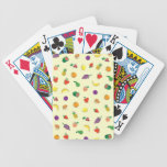 Food For Thought_Totally Fruity_Pattern Bicycle Playing Cards