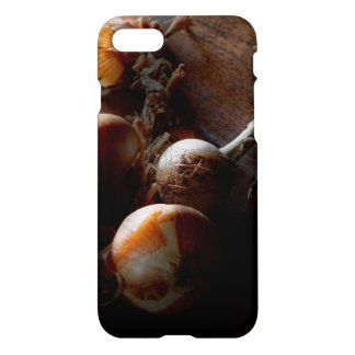 Food - Freshly pulled onions iPhone 8/7 Case