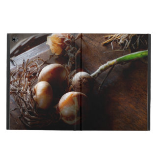 Food - Freshly pulled onions Powis iPad Air 2 Case