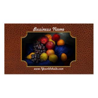 Food - Fruit - Fruit still life Business Card