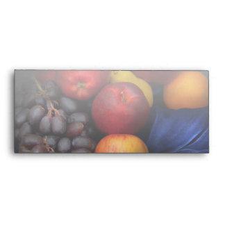 Food - Fruit - Fruit still life Envelopes