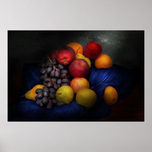 Food - Fruit - Fruit still life Posters