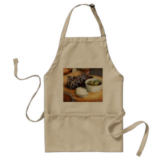 Food - Fruit - Gherkins and Grapes Adult Apron