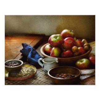 Food - Fruit - Ready for breakfast Flyer