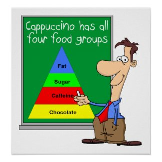 Food Groups print