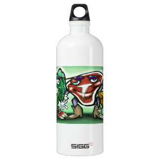 Food Groups Water Bottle