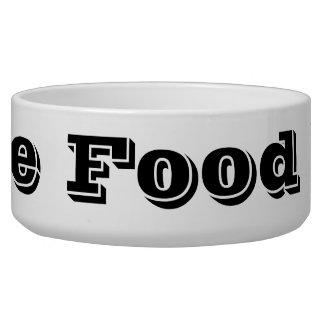Food Here Pet Bowl