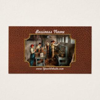Food - Ice Cream - Sanitary ice cream cones 1917 Business Card