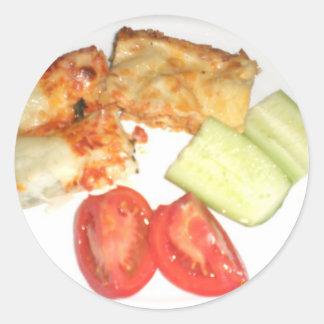 Food in Turkey Sticker