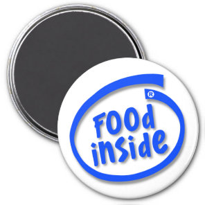 Food Inside Magnet