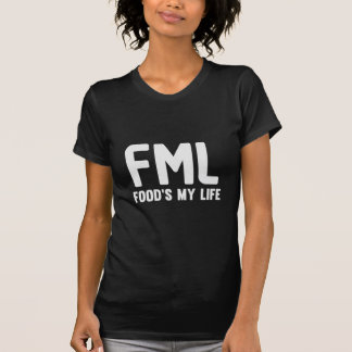 Food is My Life T-Shirt