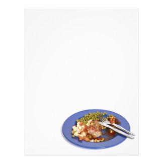 Food leftovers flyer