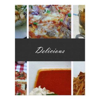 Food Letterhead