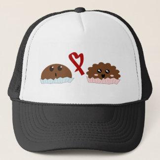 food love trucker hat