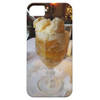Food Lovers Peach Sundae iPhone SE/5/5s Case