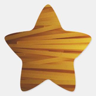 Food Noodles mhhhh Star Sticker
