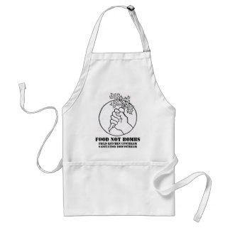 Food not bombs 3 apron
