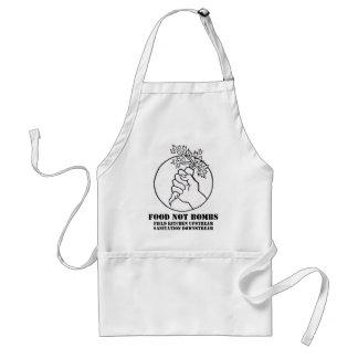 Food not bombs 3 apron