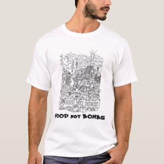 FOOD not BOMBS T-Shirt
