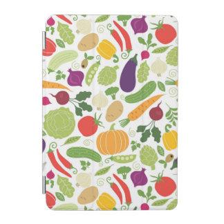 Food on a white background iPad mini cover