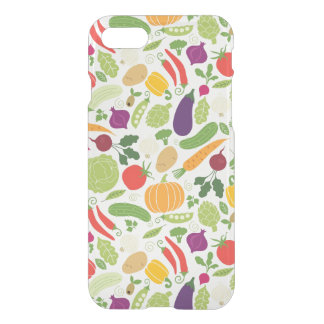 Food on a white background iPhone 8/7 case