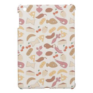 Food Pattern 2 2 iPad Mini Case
