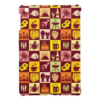 Food Pattern 4 iPad Mini Covers