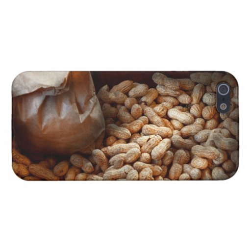 Food - Peanuts iPhone 5 Cases