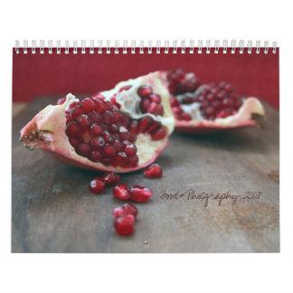 Food + Photography 2008 Calendar